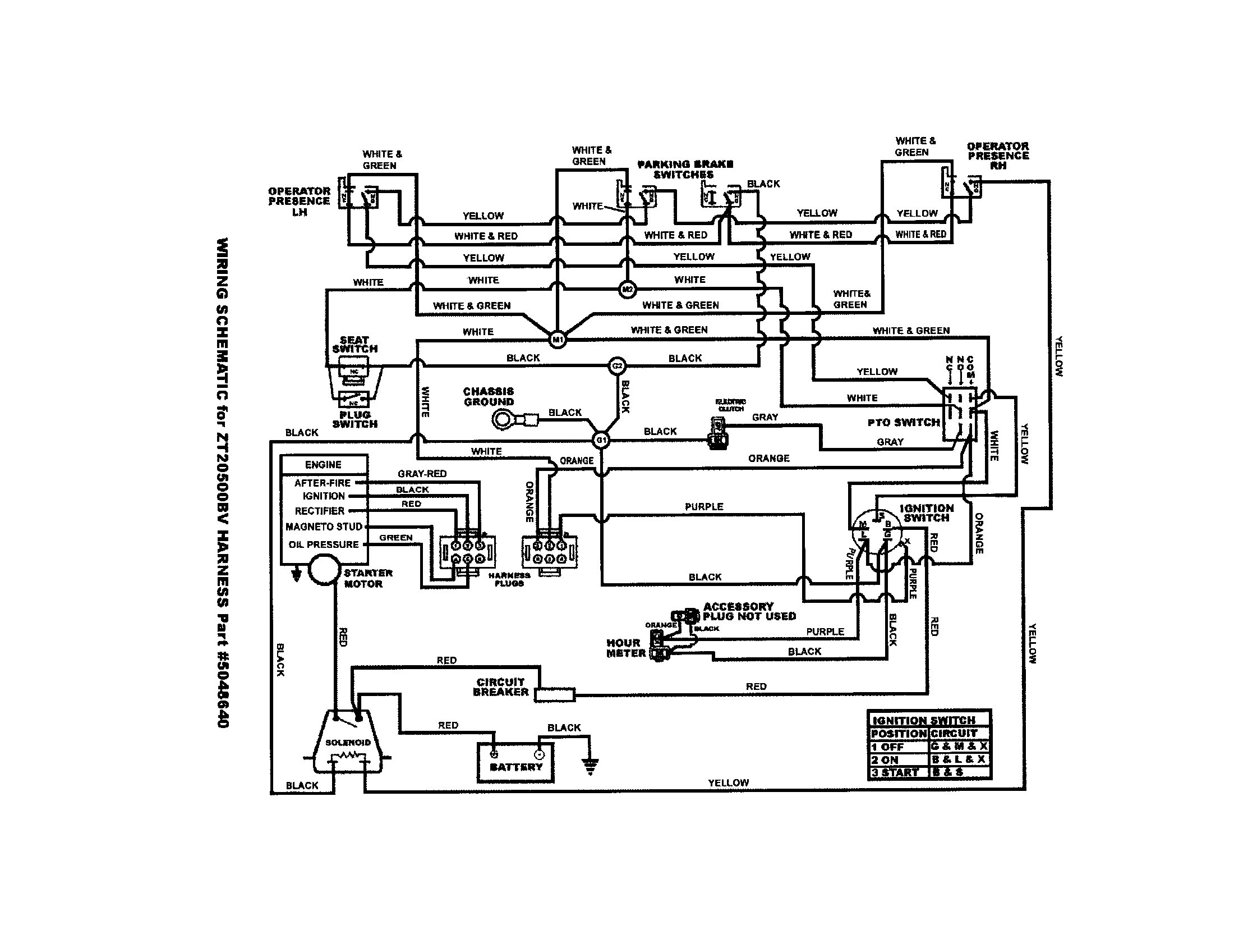 Kohler Engine Ignition Switch Wiring | Wiring Library - Kohler Command Wiring Diagram