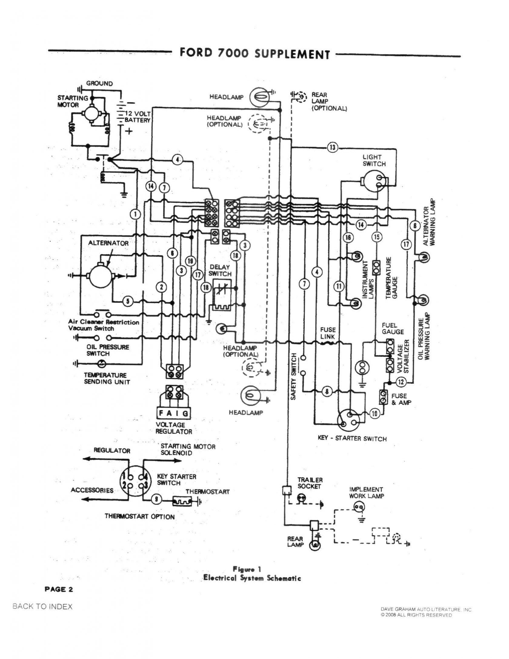 Kubota Ignition Switch Wiring Diagram Awesome Ic Alternator Best - Kubota Ignition Switch Wiring Diagram
