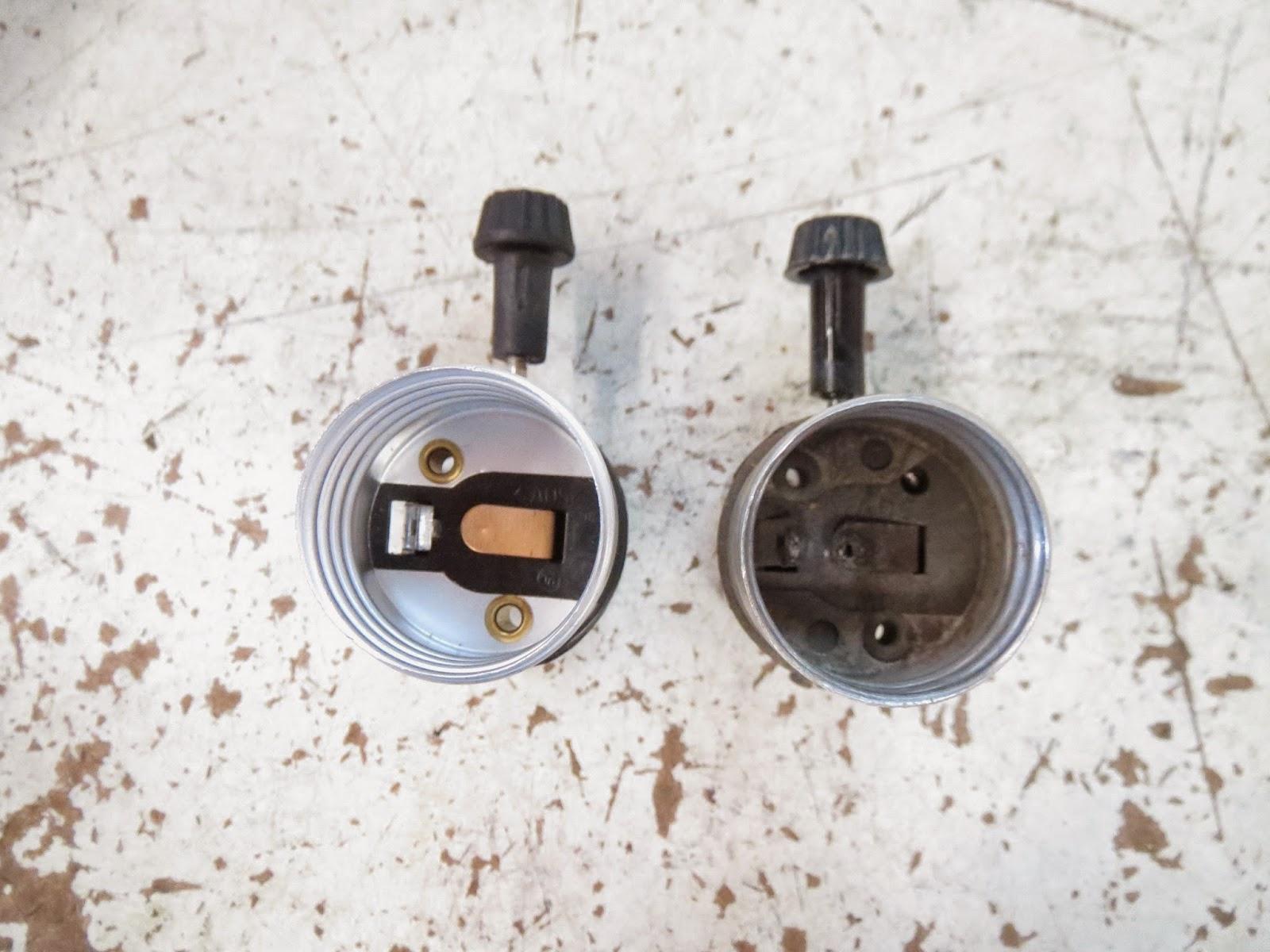 Lamp Parts And Repair | Lamp Doctor: 3 Way Sockets Vs. 3 Terminal - 2 Circuit 3 Terminal Lamp Socket Wiring Diagram