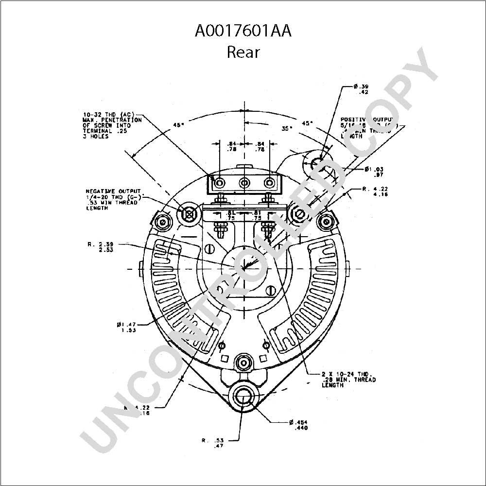 Leece Neville Alternator Wiring Diagram | Wiring Diagram - Leece Neville Alternator Wiring Diagram