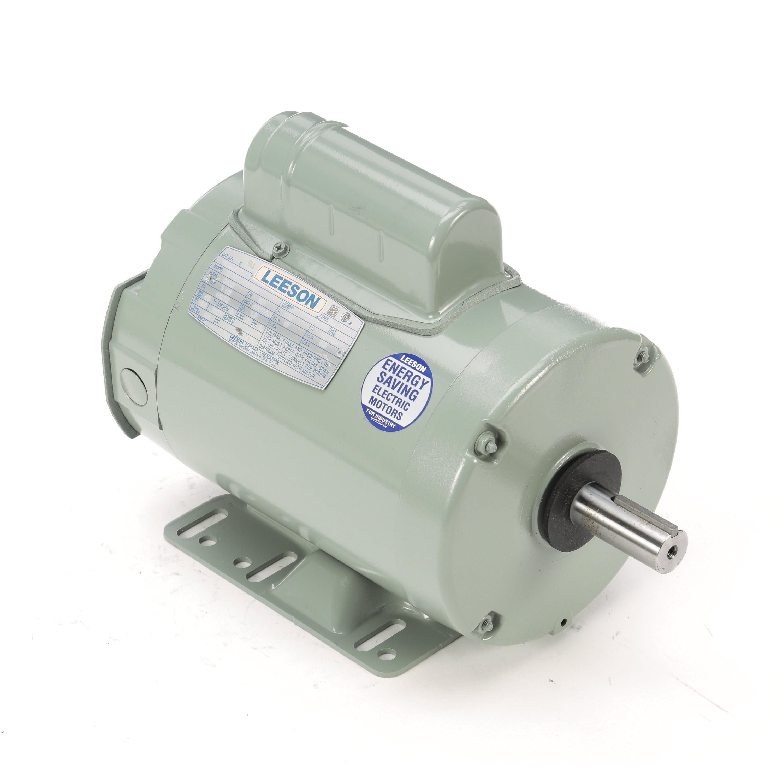 Leeson Electric, 120374.00, 1.5Hp, Farm Duty Motor - Leeson Electric Motor Wiring Diagram