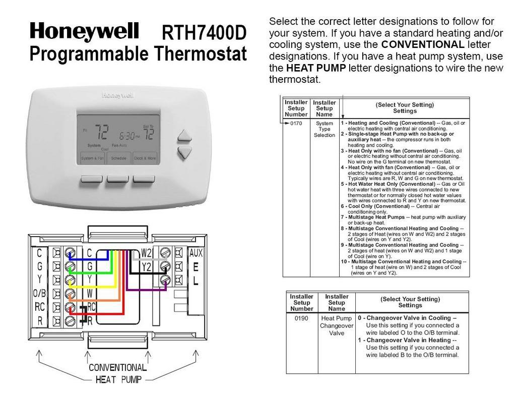 Lennox Heat Pump Thermostat Wiring Diagram - Wiring Diagrams Hubs - Honeywell Heat Pump Thermostat Wiring Diagram