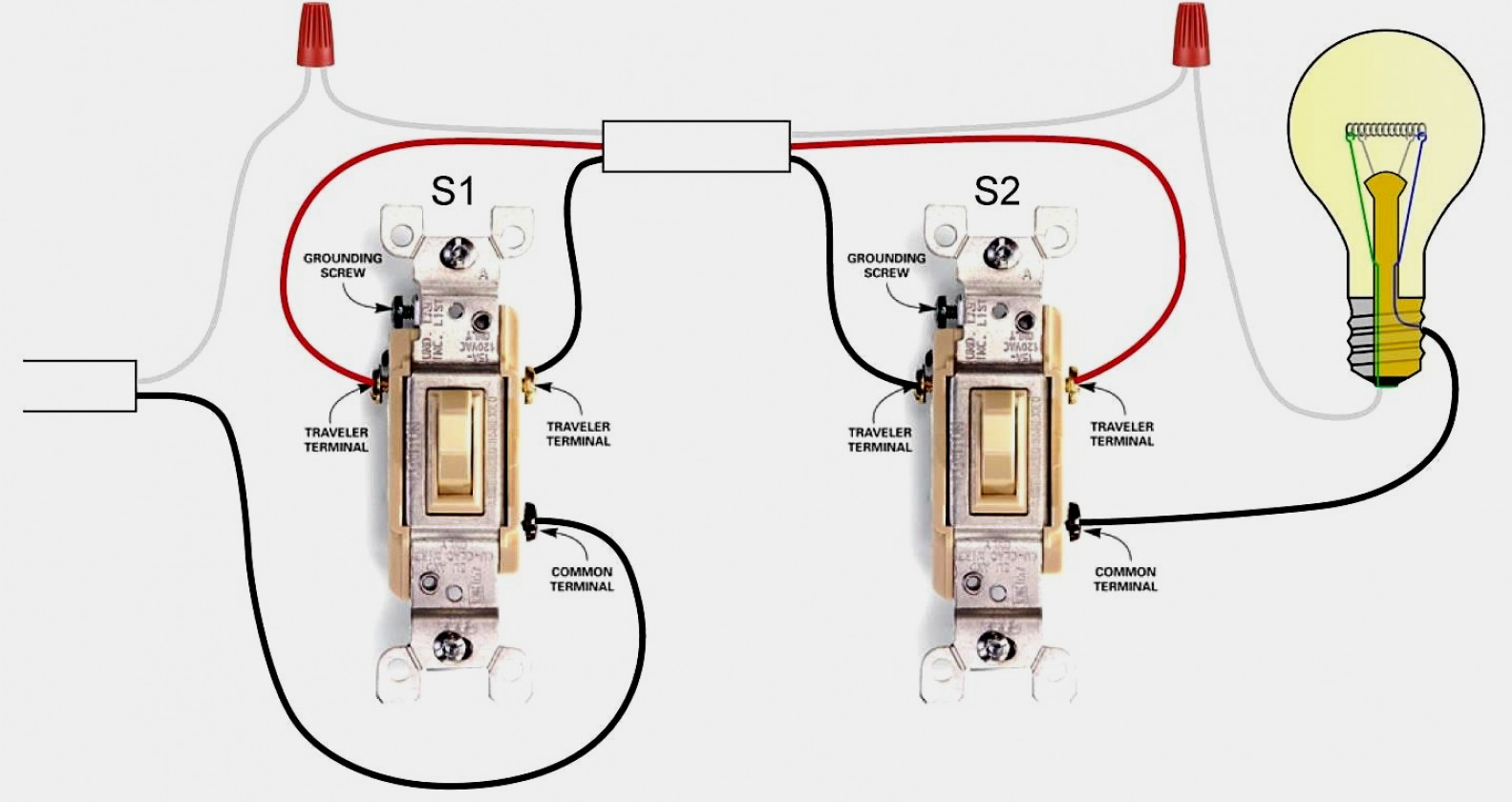Diagram Leviton 3 Way Switch 5603 Wiring Diagram