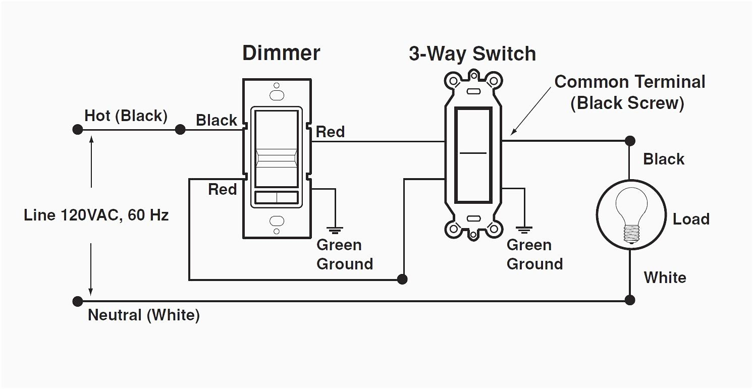 Leviton Light Switch Wiring Diagram Single Pole Decora With Dimmer - Leviton 3 Way Dimmer Switch Wiring Diagram
