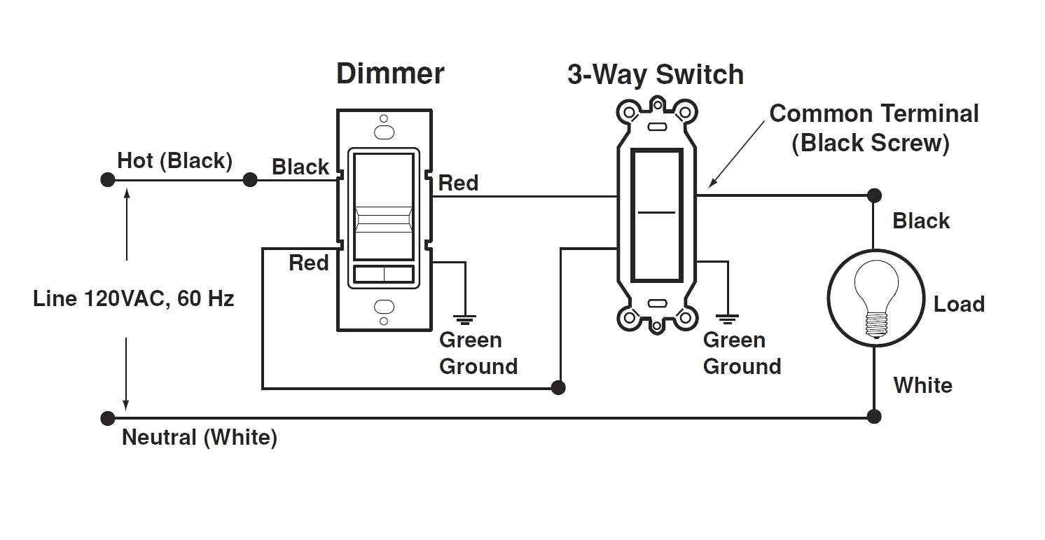 Leviton Switch Wiring Diagram | Wiring Diagram - Leviton Dimmers Wiring Diagram