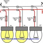 Lights In Parallel Wiring   Data Wiring Diagram Today   3 Way Light Switch Wiring Diagram Multiple Lights