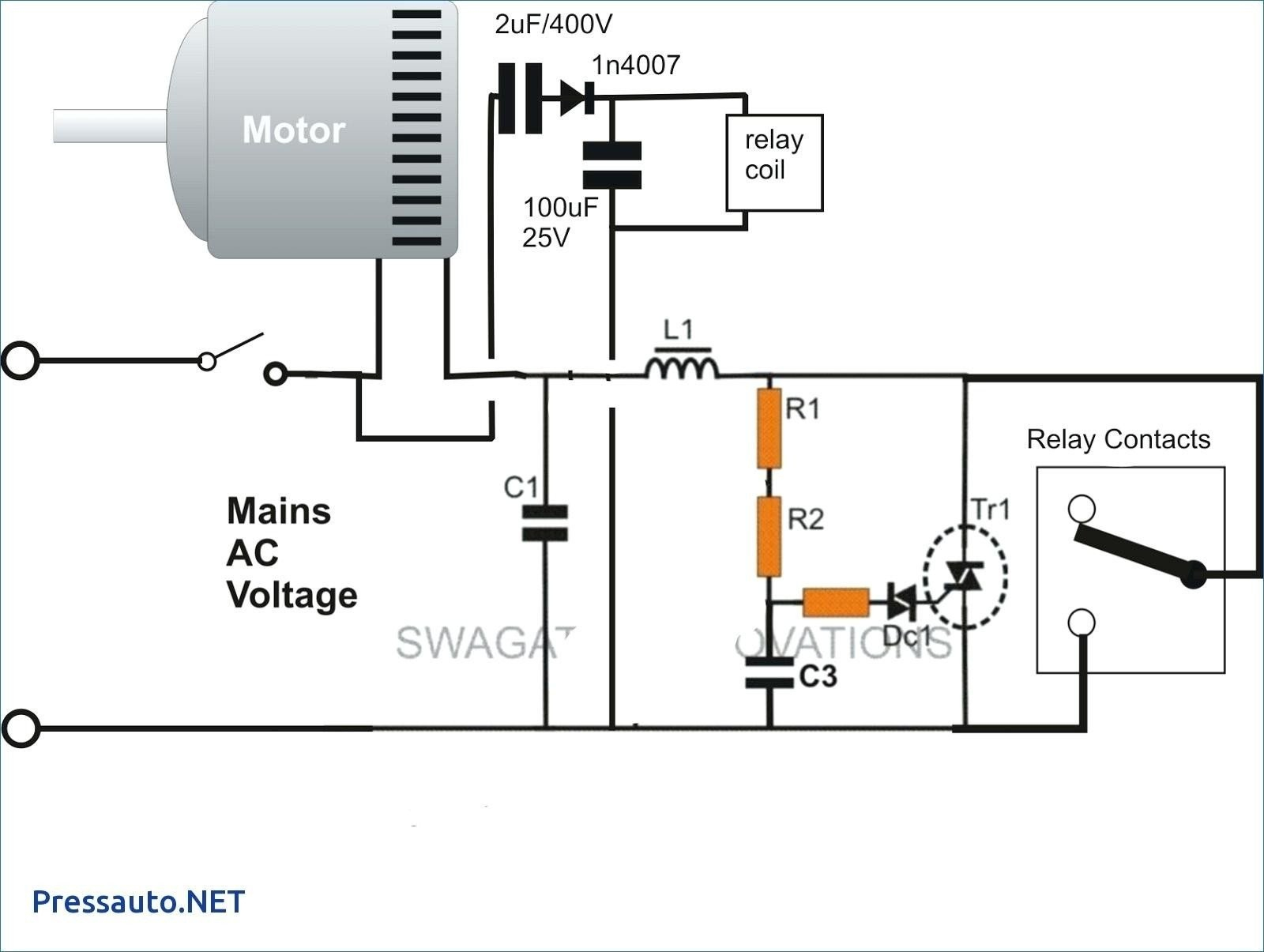 Magnetic Motor Starter Wiring Diagram For Or - Panoramabypatysesma - Motor Starter Wiring Diagram