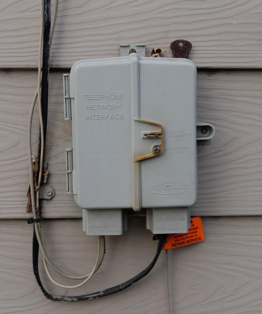 Main Telephone Network Interface Wiring | Wiring Diagram - Telephone Network Interface Wiring Diagram