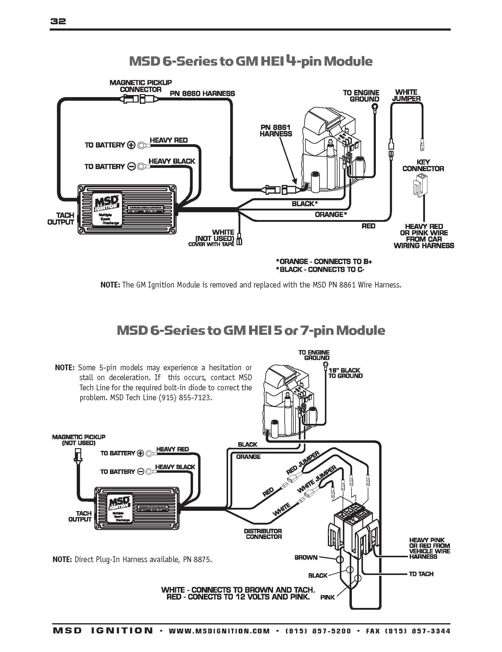 Mallory Electronic Distributor Wiring Diagram Simple Limited Mallory - Hei Distributor Wiring Diagram