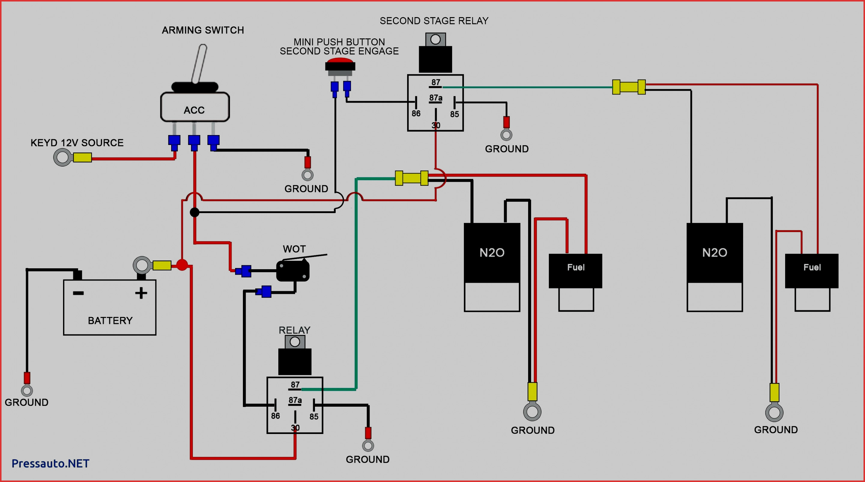 Marine Dual Battery Switch Wiring Diagram | Wiring Library - Boat Dual Battery Wiring Diagram