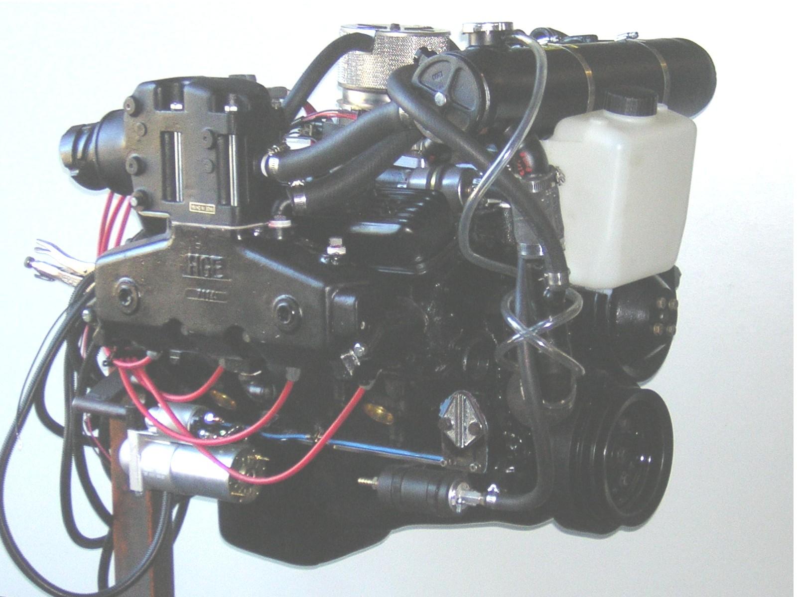 Marine Remanufactured Engines Inboard - Chevy 350 Wiring Diagram