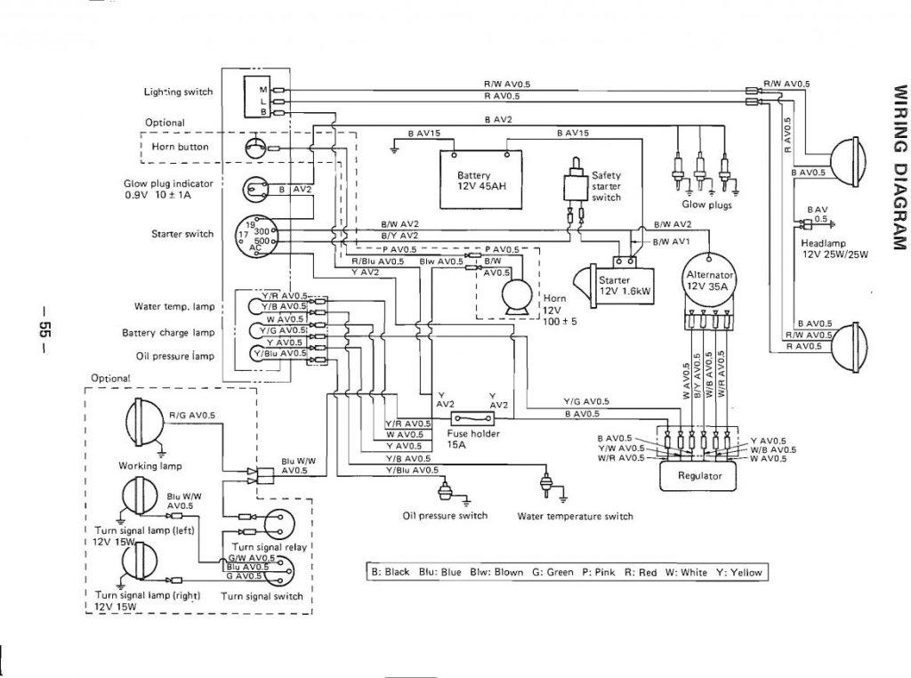 Massey Ferguson Generator Wiring Diagram