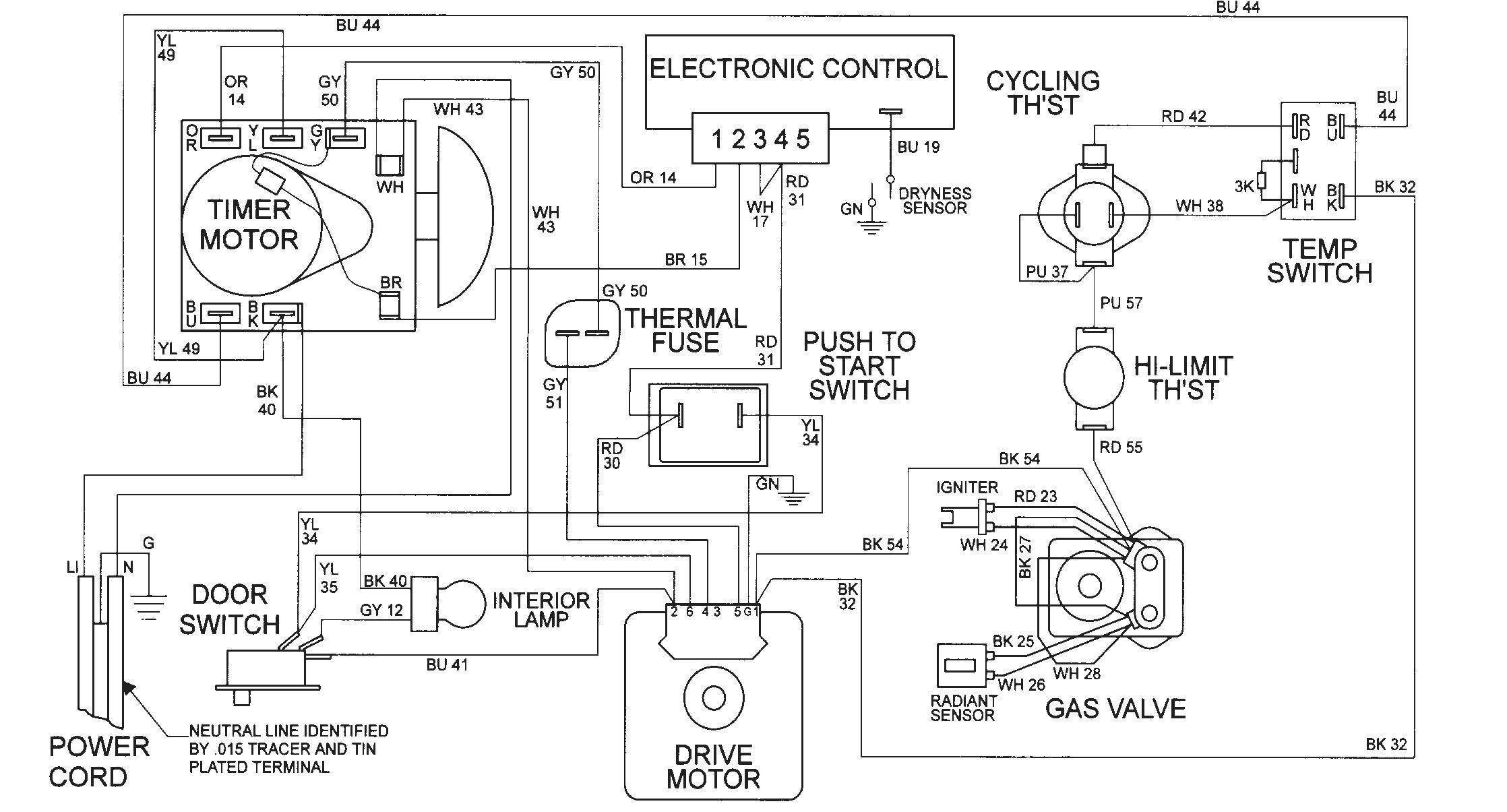 Maytag Centennial Washer Wiring Diagram | Switch Wiring Diagram Free - Maytag Dryer Wiring Diagram