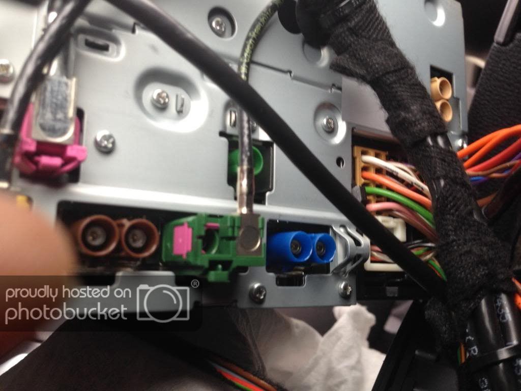 Mercedes-Benz E-Class W212 How To Install Rear View Camera - Mbworld - Backup Camera Wiring Diagram