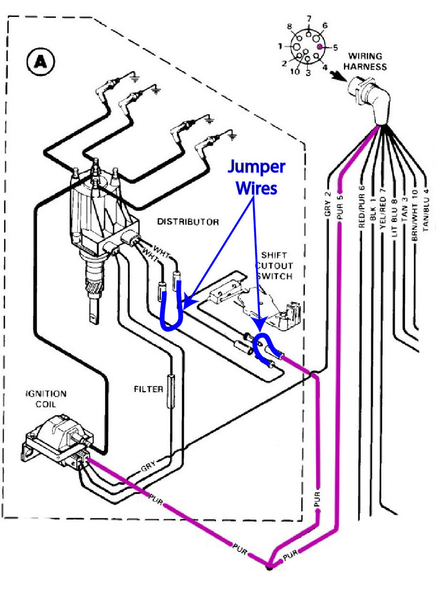 Mercruiser Coil Wiring Diagram - Wiring Diagram Data Oreo - Mercruiser 3.0 Wiring Diagram