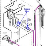 Mercruiser Ignition Coil Wiring Diagram   Today Wiring Diagram   Mercruiser 4.3 Wiring Diagram