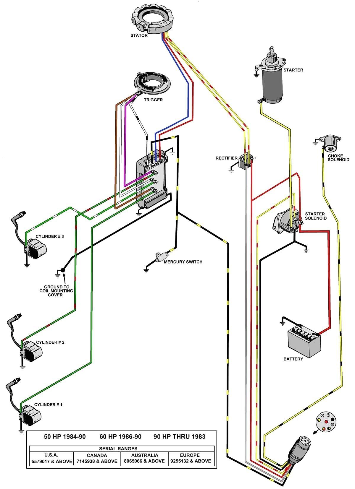 Mercury Marine Ignition Switch Wiring Diagram | Wiringdiagram - Mercury Outboard Ignition Switch Wiring Diagram