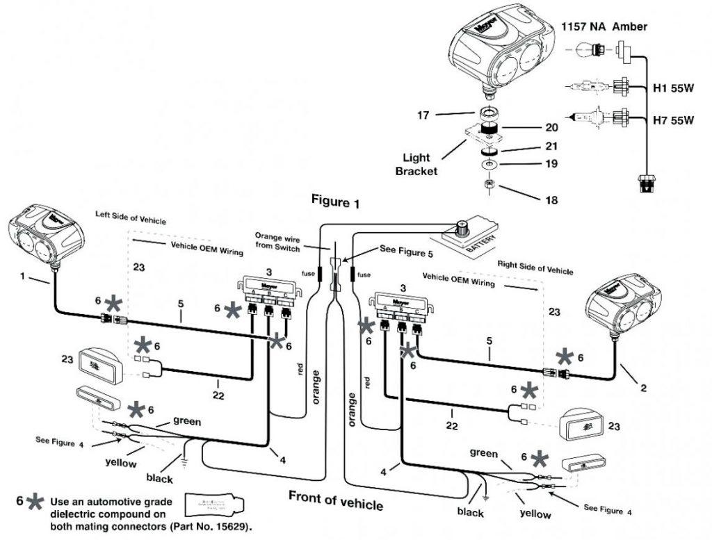 Meyer Plow Controller 22693 Wiring