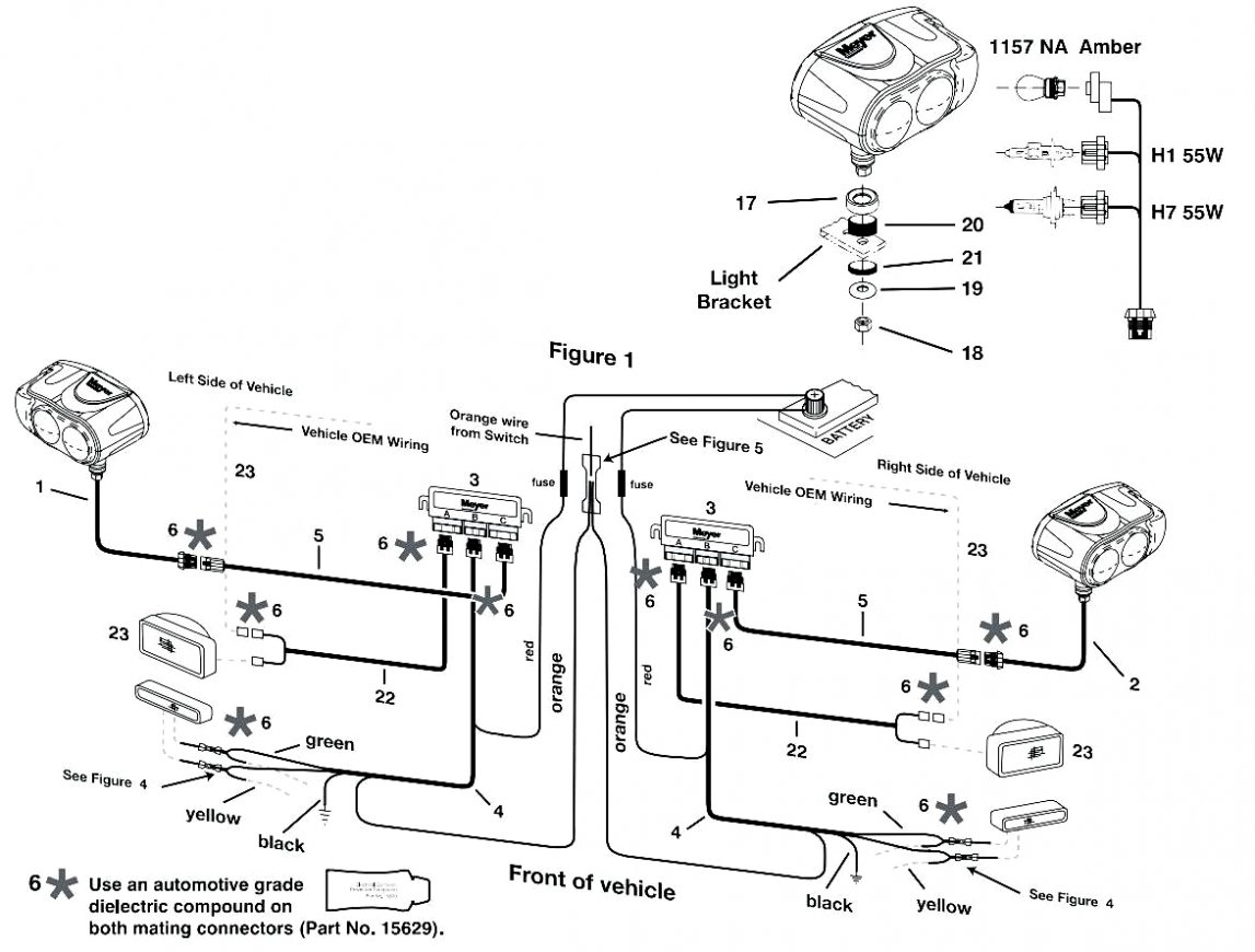 Meyer Plow Controller 22693 Wiring Diagram | Manual E-Books - Meyer Snow Plow Wiring Diagram E47