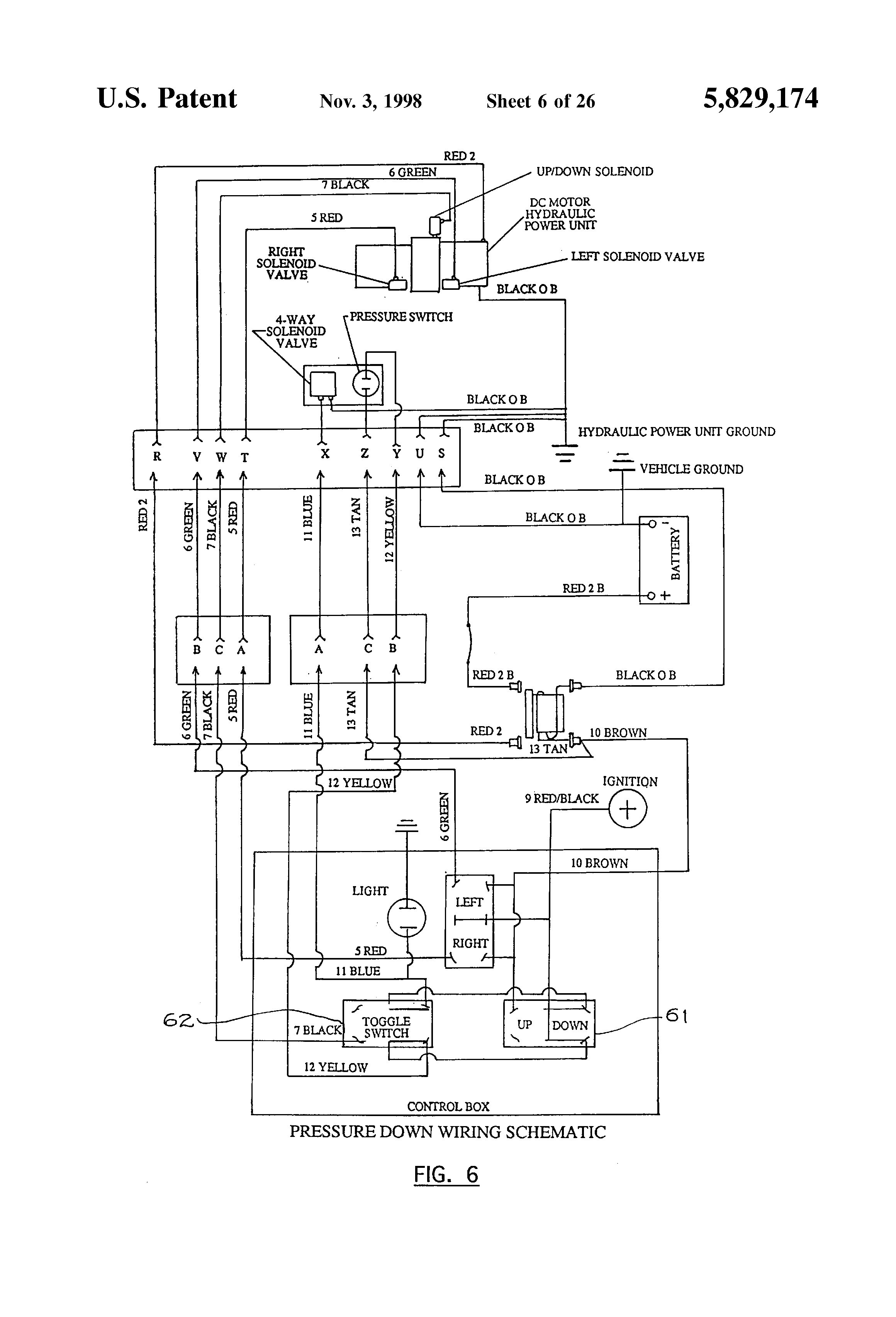 Meyer Plow Pump Wiring Diagram | Manual E-Books - Meyer E47 Wiring Diagram