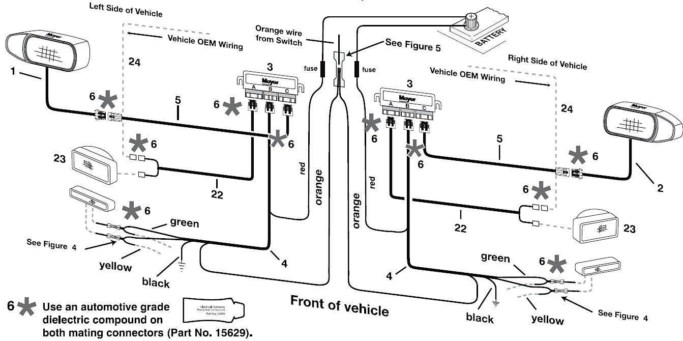 Meyer Snow Plow Light Wiring Diagram | Wiring Diagram - Meyers Snowplow Wiring Diagram
