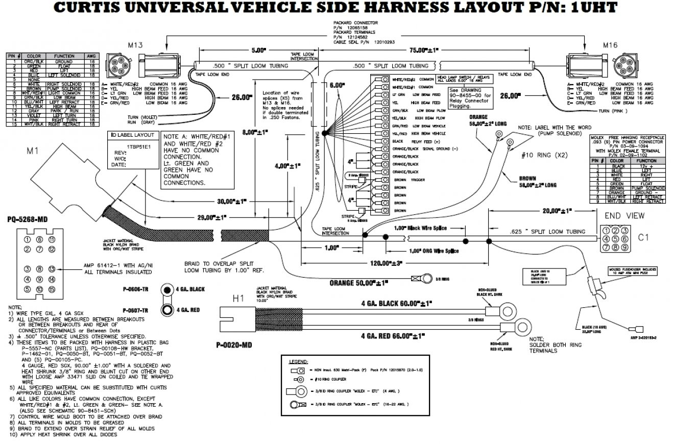 Meyer St90 Snow Plow Wiring Diagram For | Wiring Diagram - Meyer Snow Plow Wiring Diagram