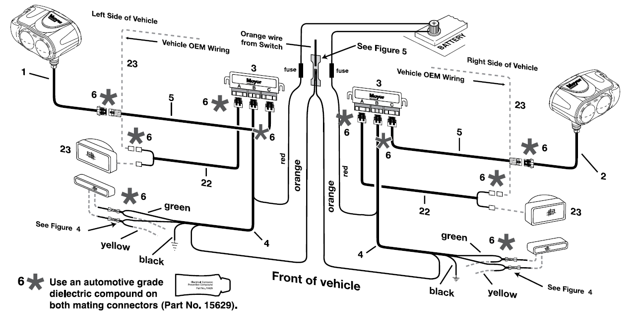 Meyers Wiring Harness Diagram For 88 Chevy - Wiring Diagram Data - Relay Wiring Diagram 5 Pin