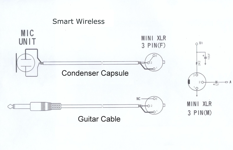 Mic Xlr Wiring - Wiring Diagram Data - Microphone Wiring Diagram