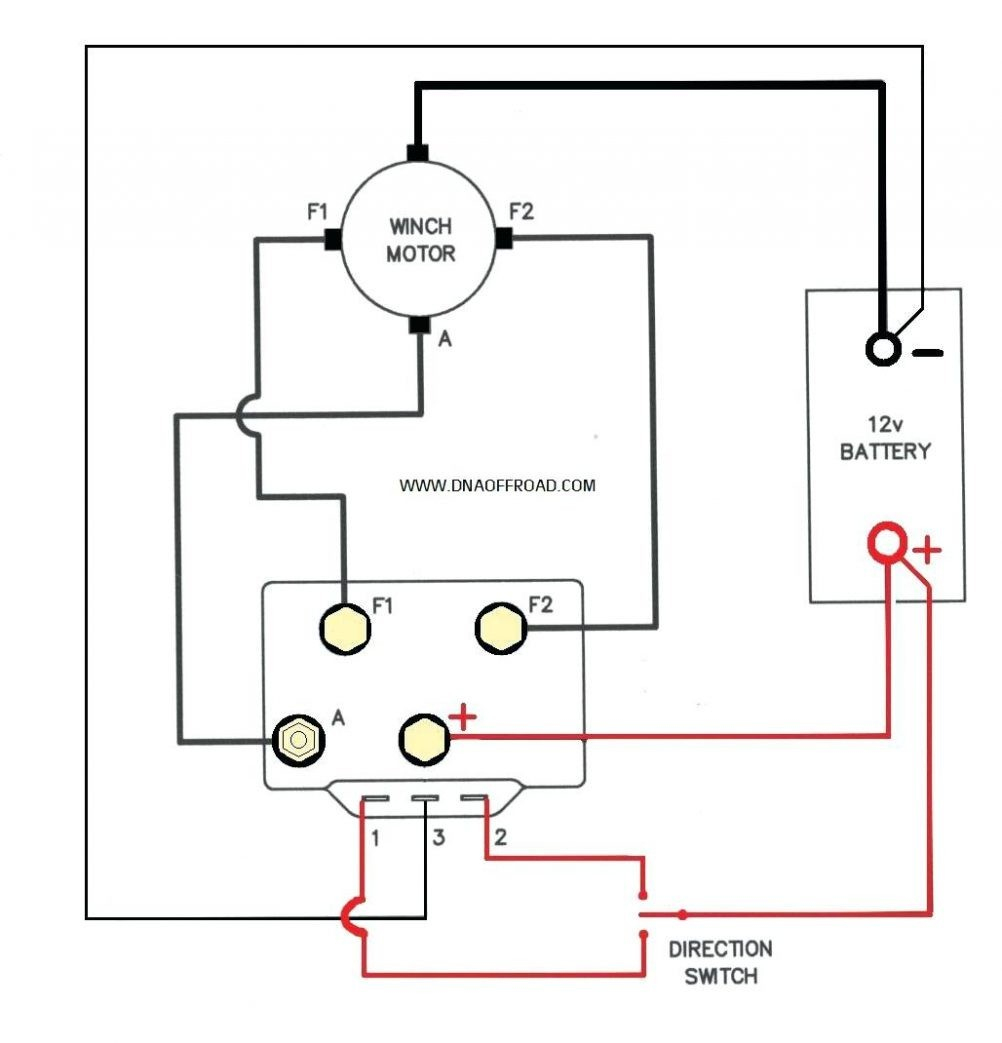 Mile Marker Atv Winch Wiring Diagram - Wiring Diagrams Thumbs - Badland Winch Wiring Diagram