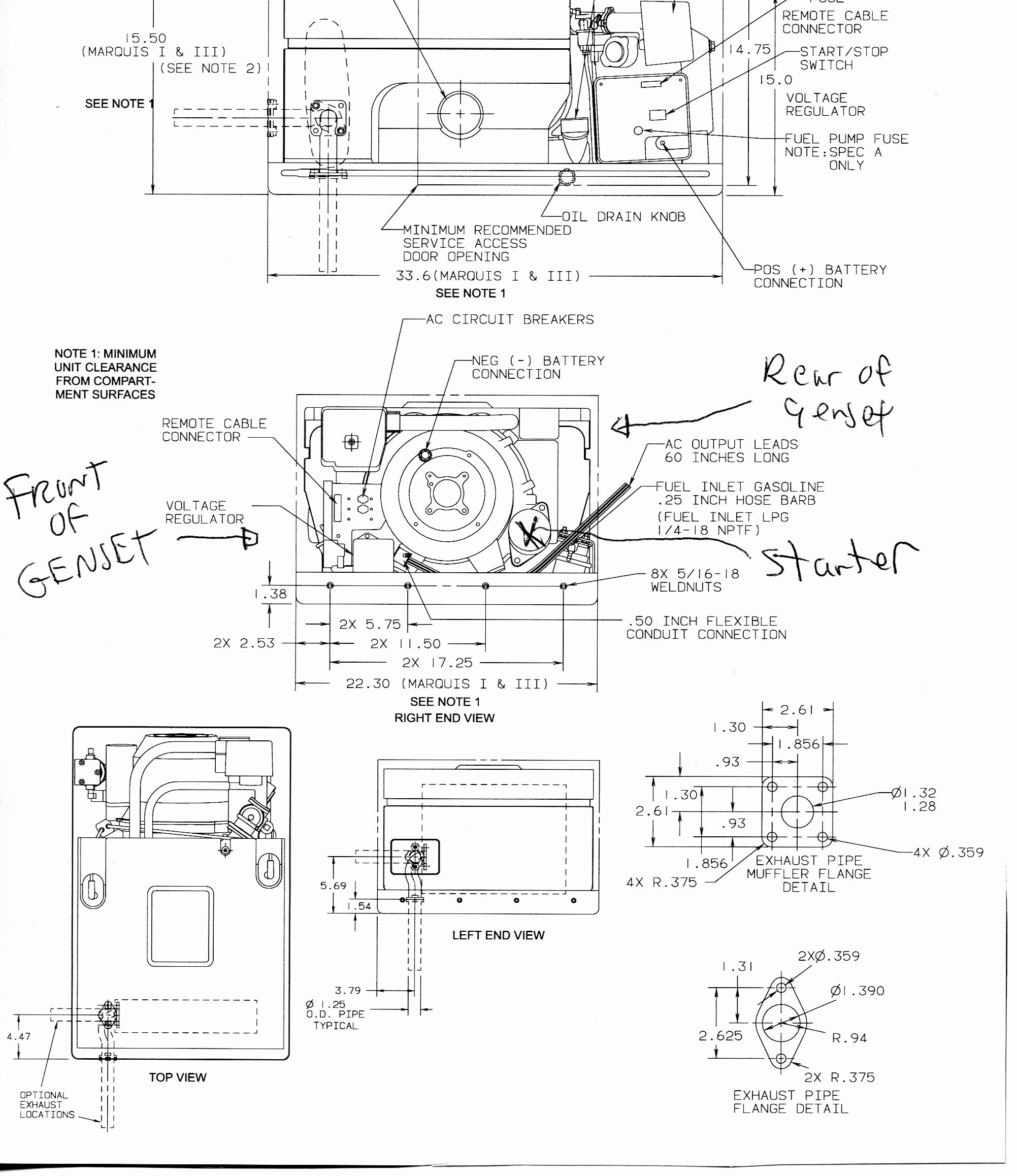 Monaco Motorhome Battery Wiring Diagram | Manual E-Books - Monaco Rv Wiring Diagram