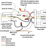 Motion Sensor Wiring Diagram 3 Way | Wiring Diagram   3 Way Motion Sensor Switch Wiring Diagram
