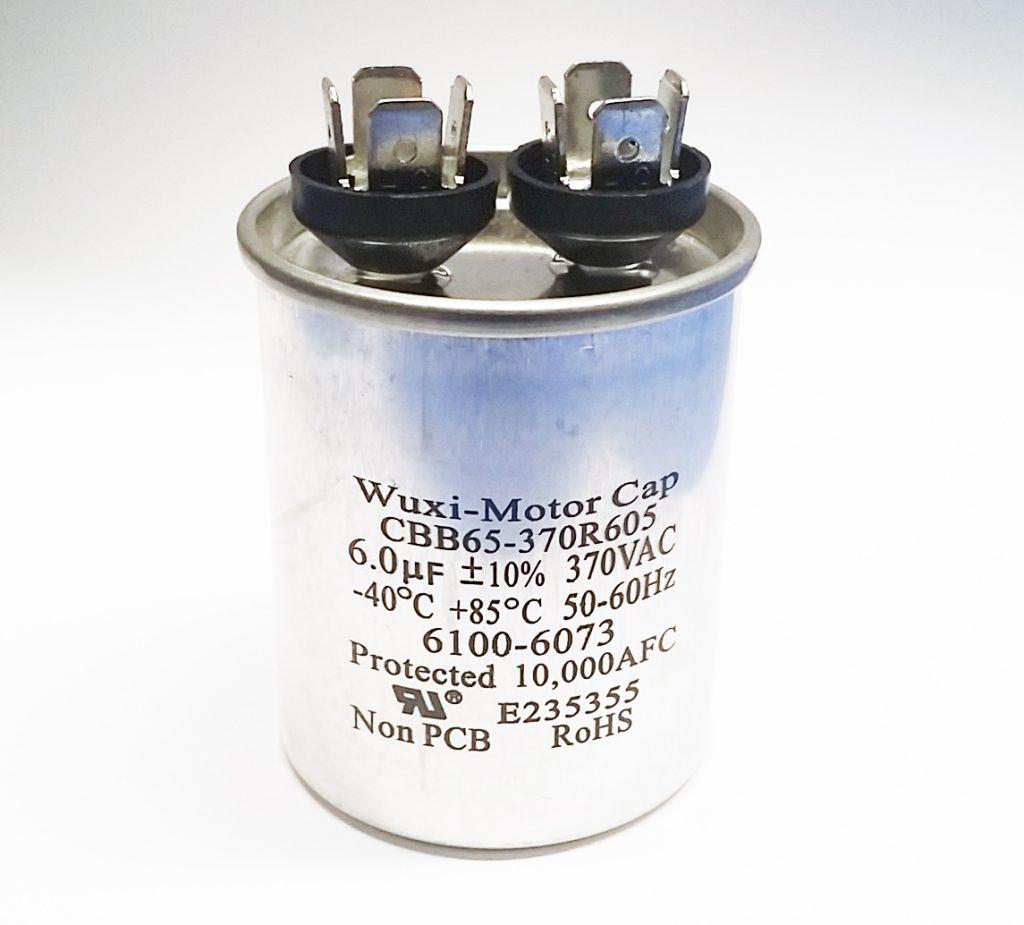 Motor Start Capacitors And Motor Run Capacitors