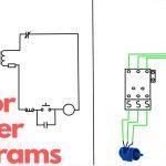 Motor Starter Diagram. Start Stop 3 Wire Control. Starting A Three   3 Phase Motor Starter Wiring Diagram
