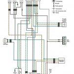 Motorcycle Wiring Schematics Diagram | Wiring Diagram   Simple Motorcycle Wiring Diagram