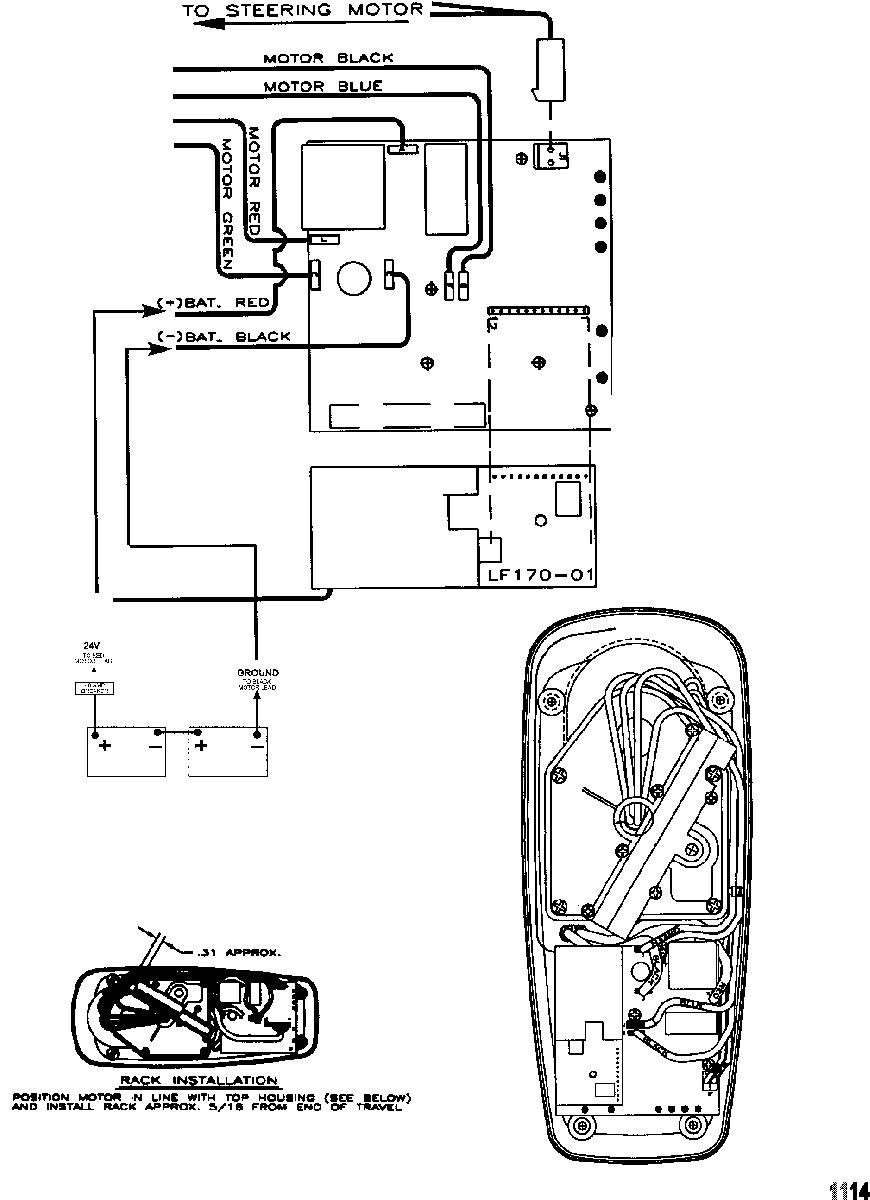Motorguide Trolling Motor 36 Volt Wiring Diagram | Manual E-Books - Motorguide Trolling Motor Wiring Diagram
