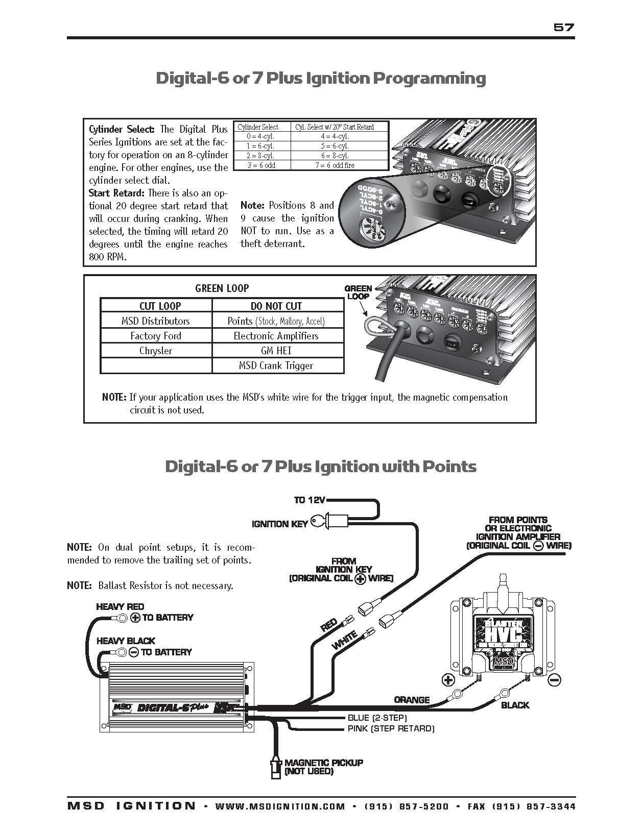 Msd 6520 Wiring Diagram - Panoramabypatysesma - Msd 6Al Wiring Diagram Chevy
