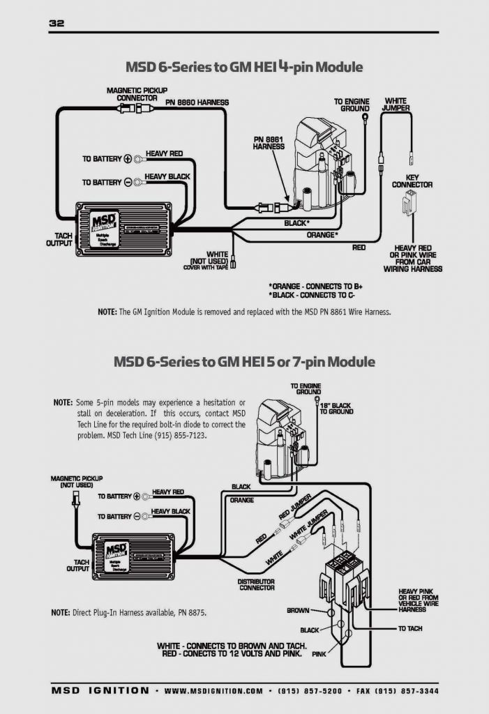Msd 6al Wiring Diagram Comp 9000 Mallery