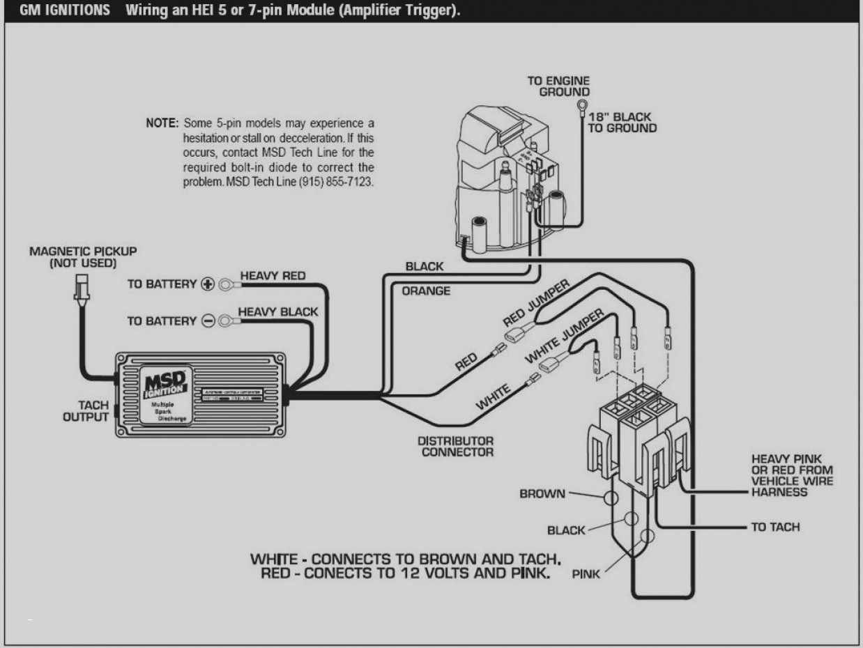 Msd 6Al Wiring Diagram Parts | Wiring Diagram - Msd 6Al Wiring Diagram