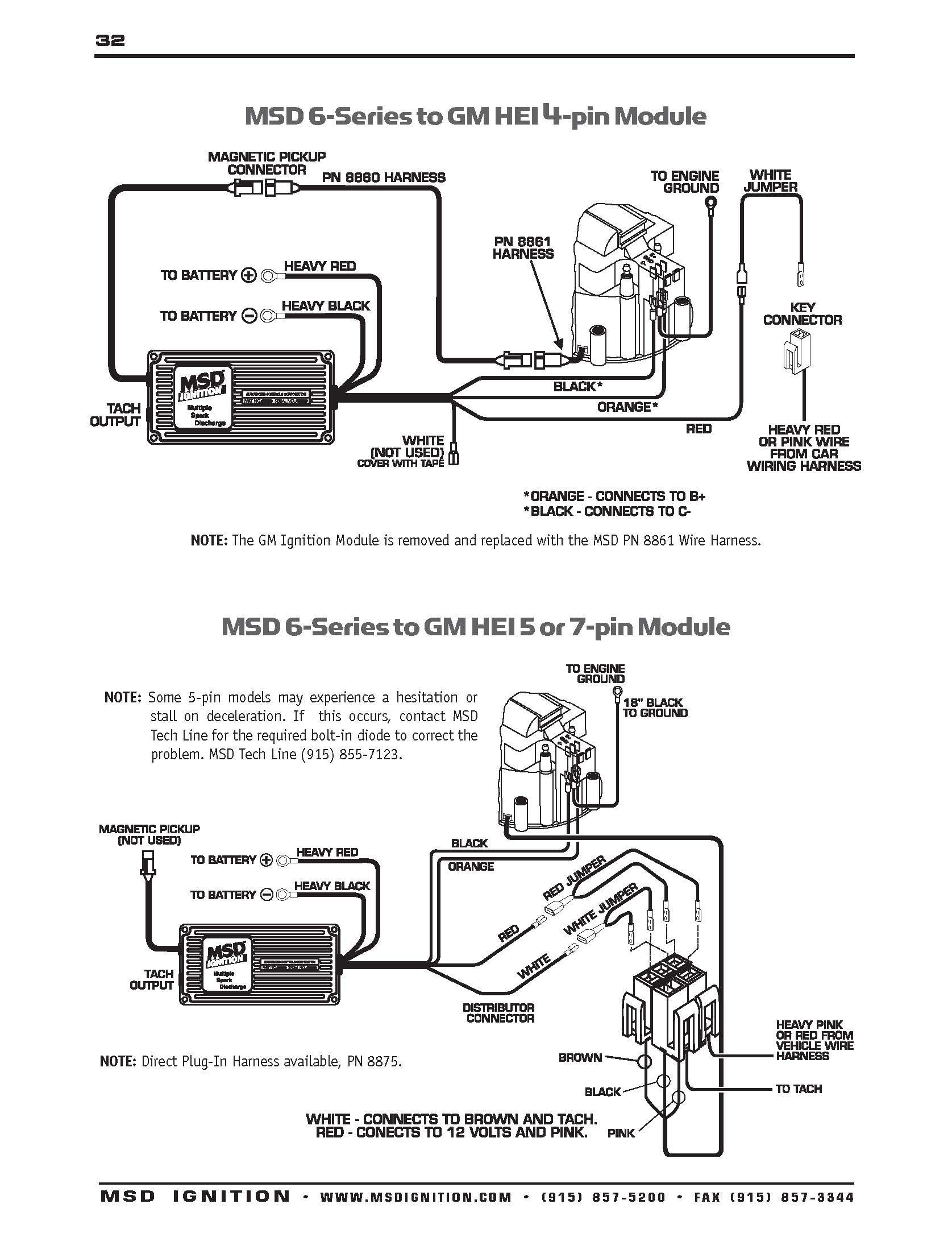 Msd Ignition Wiring Diagram Chevy   Manual E-Books - Msd Ignition Wiring Diagram Chevy