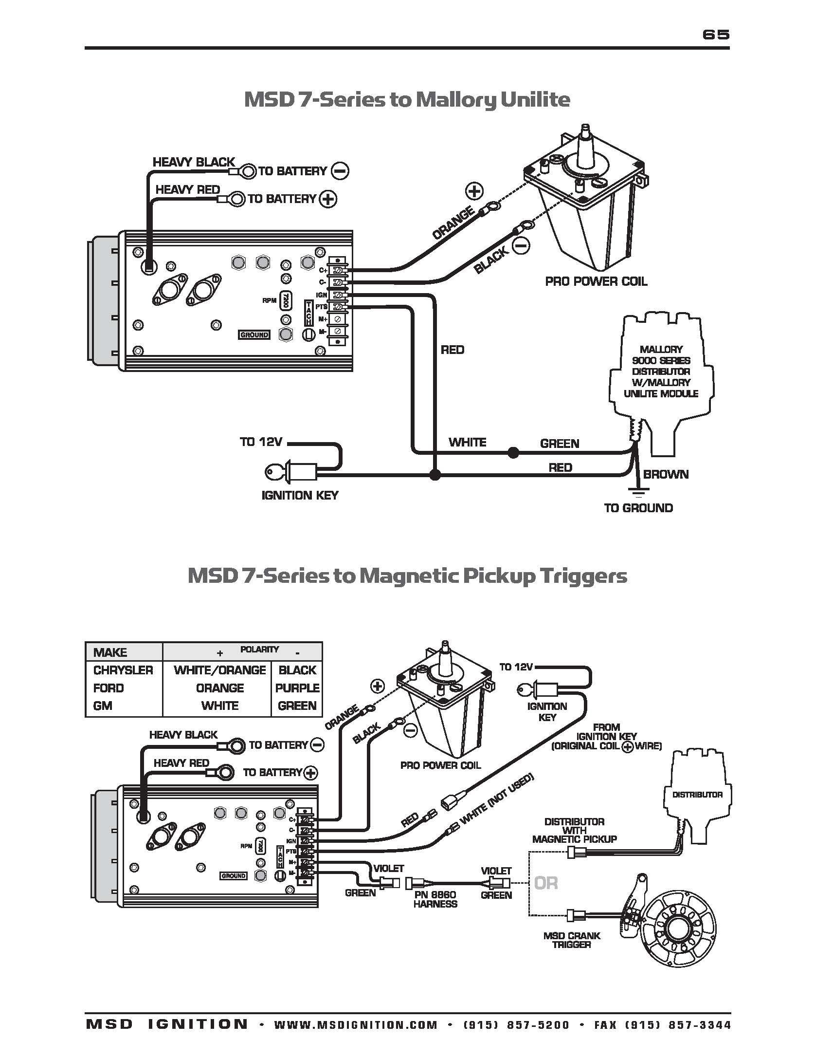 Msd 6Al Wiring Diagram With Msd Distributor from annawiringdiagram.com