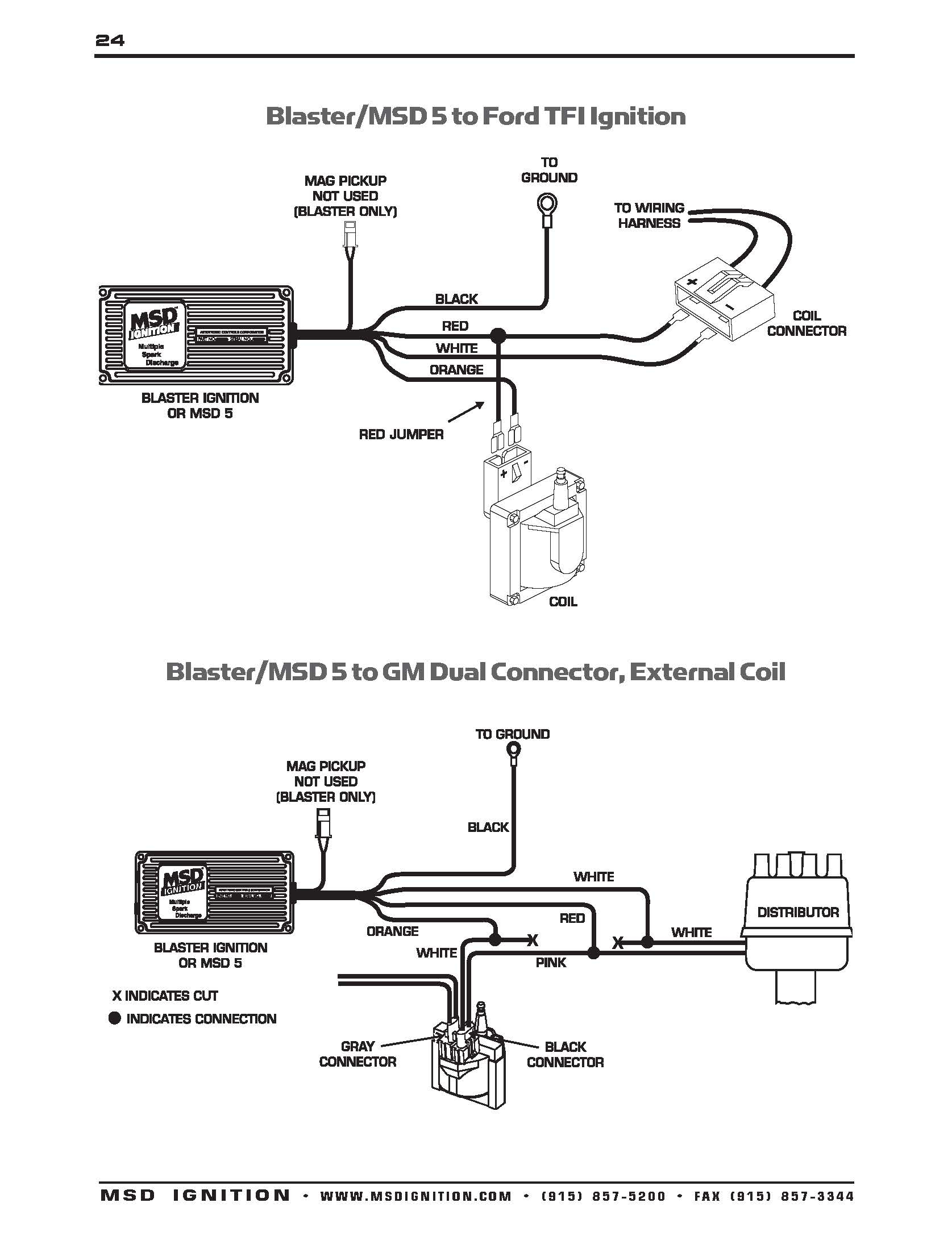 Msd Ignition Wiring Diagram - Wiring Diagrams Hubs - Msd Distributor Wiring Diagram