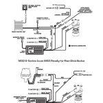 Msd Wiring Diagrams – Brianesser   Msd 6Al Wiring Diagram