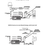 Msd Wiring Diagrams – Brianesser   Msd Ignition Wiring Diagram