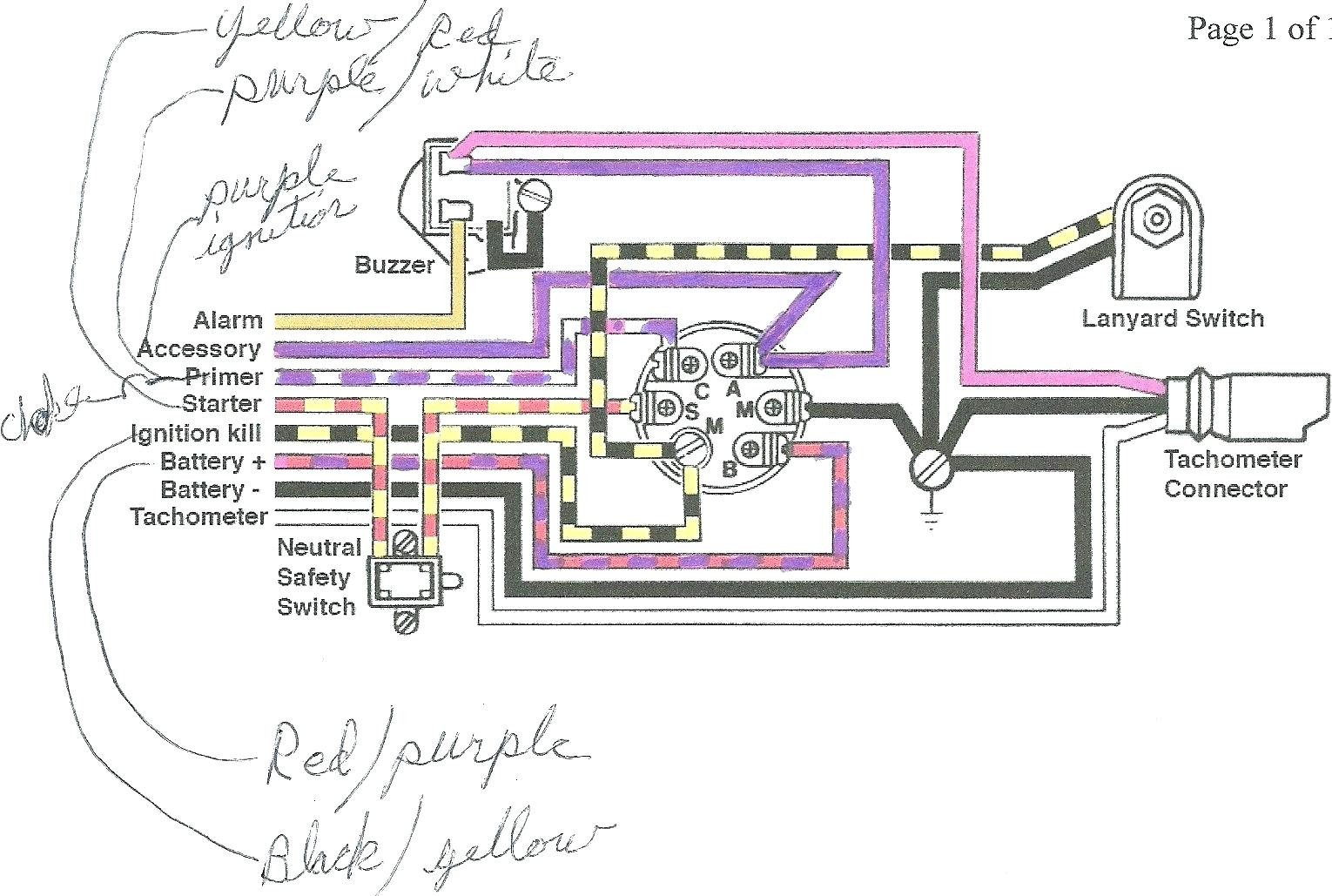 Murray Riding Lawn Mower Wiring Diagram Ignition Switch Universal In - Wiring Diagram For Murray Riding Lawn Mower