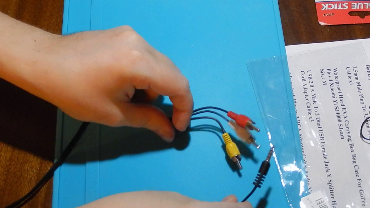 Must Have: All Needed Cables For Connect 2.5Mm Jack To Rca From - 4 Pole 3.5 Mm Jack Wiring Diagram