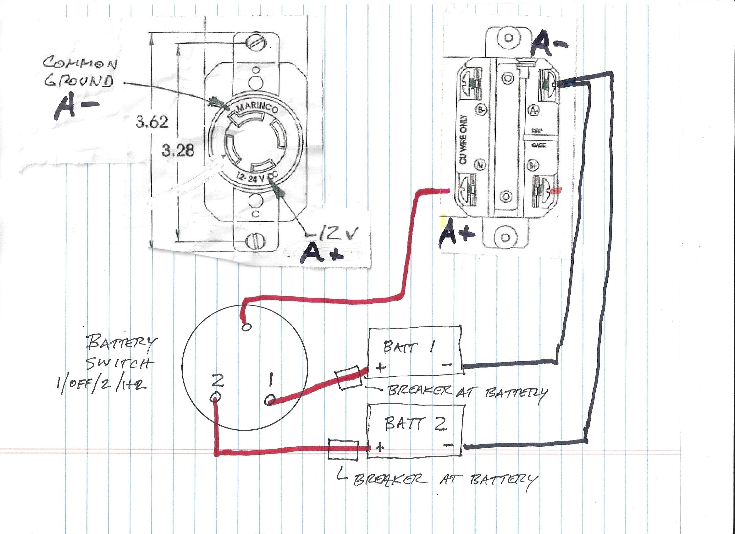 Diagram  Trailer Wiring Socket Recommendation For A 4