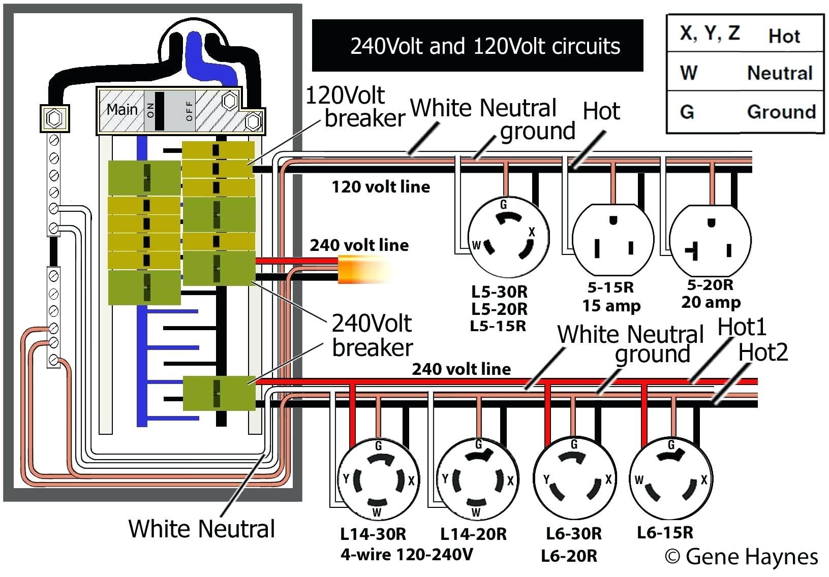 Nema L14 30 Wiring Diagram | Manual E-Books - L14-30R Wiring Diagram