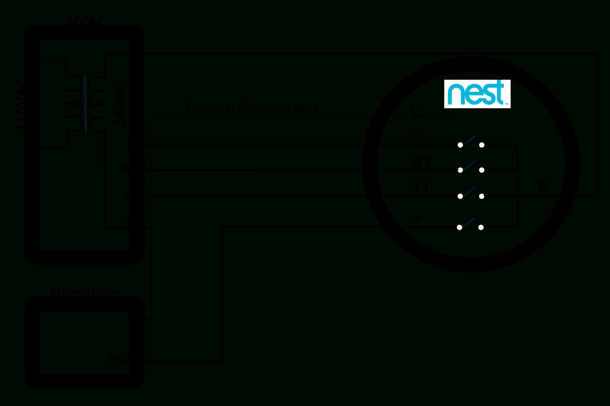 Nest Learning Thermostat Advanced Installation And Setup Help For - Heat Pump Thermostat Wiring Diagram