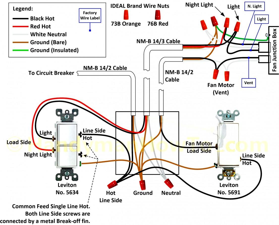 New 2 Way Switch Diagram Wiring Wire Lights Library - 2 Way Switch Wiring Diagram Pdf