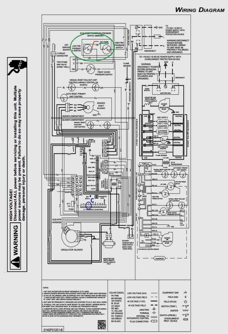 Nordyne Wiring Diagram - Wiring Diagrams - Nordyne Wiring Diagram Electric Furnace